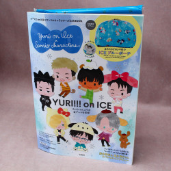 Yuri!!! on Ice x Sanrio Characters Official Book