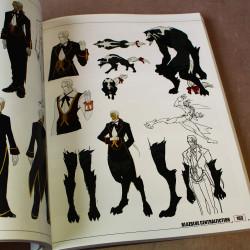 BlazBlue CentralFiction Official Art Book