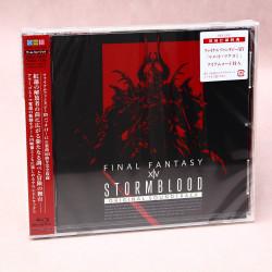 Stormblood: Final Fantasy XIV Original Soundtrack - Blu-ray Audio