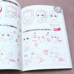 How to Draw Faces of Men and Women - Anime and Manga style