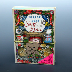 Yuko Higuchi - Sticker Collection / Seal Box - Limited Edition