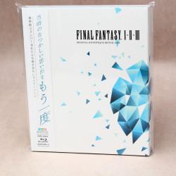 Final Fantasy I, II, III Original Soundtrack Revival Disc - Blu-ray Audio