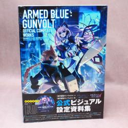 Armed Blue: Gunvolt / Azure Striker Gunvolt Official Complete Works