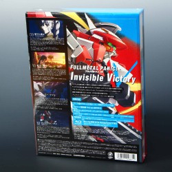 Full Metal Panic! Invisible Victory BOX 3 - Blu-Ray