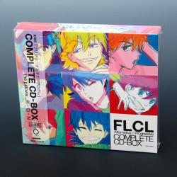 FLCL Alternative and FLCL Progressive Complete CD Box