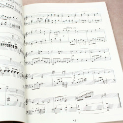 Monster Hunter Best - Piano Score Music Book