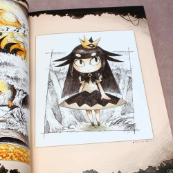The Liar Princess and the Blind Prince - Official Art Book