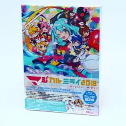 Hatsune Miku Magical Mirai 2018 - Blu-ray Limited Edition