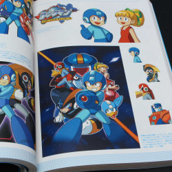 R20+5 Rockman Mega Man and X - Official Complete Works Art Book