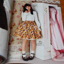 Book of Girls Sewing 13 - Handmade Gothic Lolita Fashion