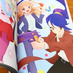 Aikatsu Stars! - Official Complete Book