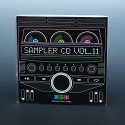 SQUARE ENIX MUSiC SAMPLER CD Vol.11