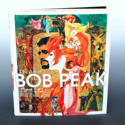 The Art of BOB PEAK - Japan Edition