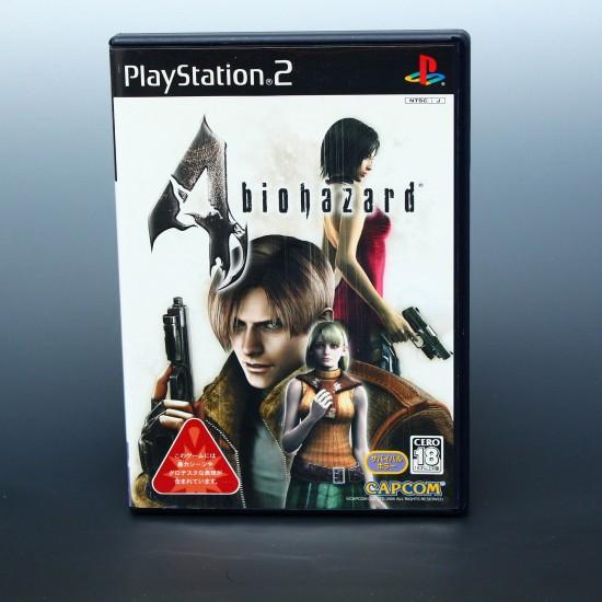 BioHazard 4 / Resident Evil 4 - PS2 Japan