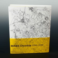BONES Chronicle 1998-2018