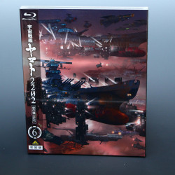Star Blazers: Space Battleship Yamato 2202 Vol. 6 - Blu-ray