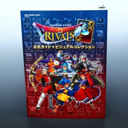 Dragon Quest Rivals - Official Guide and Visual Collection