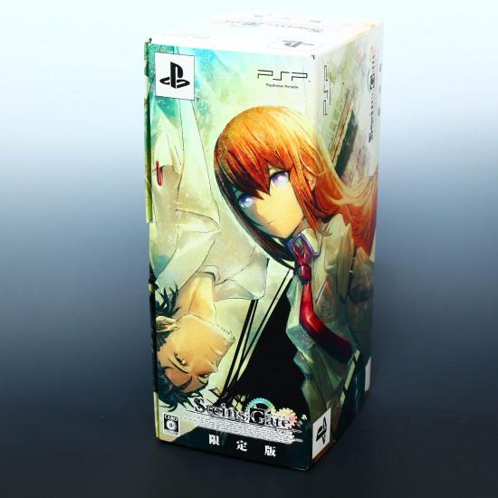 Steins Gate - PSP - Limited Edition Box Set