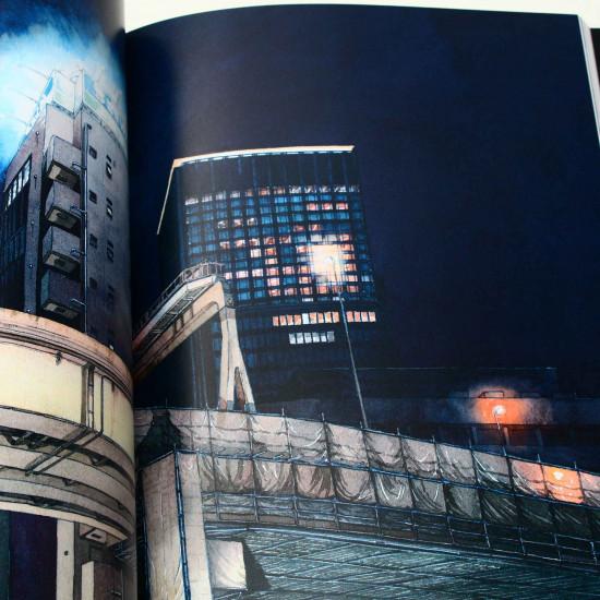 Tokyo at Night - Mateusz Urbanowicz Artworks II