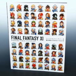 Final Fantasy XI - Minagawa Fumio Illustrations