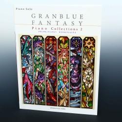 Granblue Fantasy Piano Collections 2 Piano Solo Music Score Book