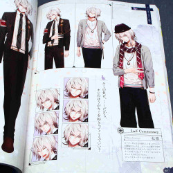 Collar x Malice: Unlimited - Official Visual Fan Book
