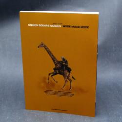 Unison Square Garden - Mode Mood Mode - Band Score Book