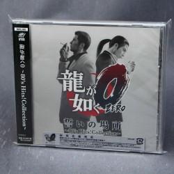 Yakuza / Ryu Ga Gotoku 0 Zero Chikai no Basho 80s Hits! Collection