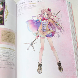 Atelier Series 20th Anniversary Official Visual Collection
