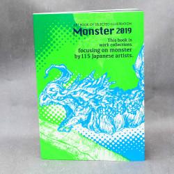 Art Book of Selected Illustration: Monster 2019