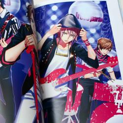 Ryo Fujiwara Art Works Book - Bright