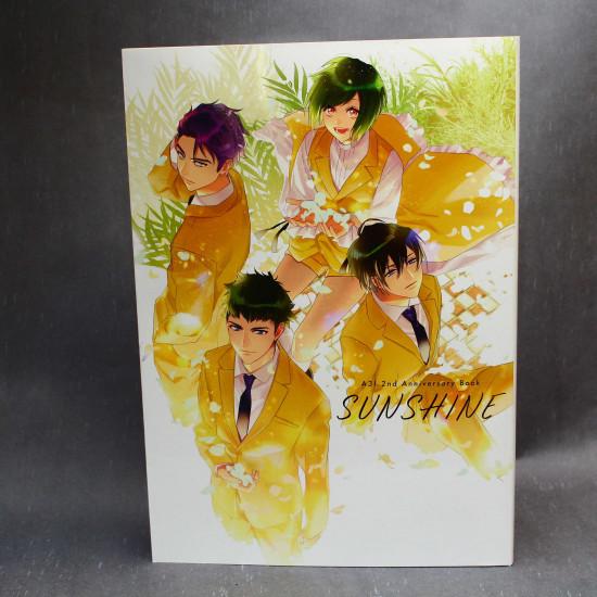 A3 /  2nd Anniversary Book - SUNSHINE