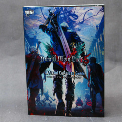 Devil May Cry 5 - Official Complete Guide