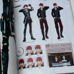 Idolish7 Official Fan Book 3