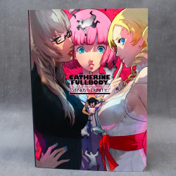 Catherine: Full Body - Official Visual and Scenario Collection