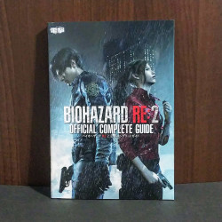 BioHazard Re:2 / Resident Evil 2 - Official Complete Guide