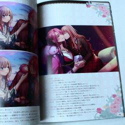 Shiro to Kuro No Arisu Twilight Line - Official Art Book