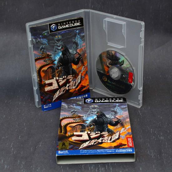 Godzilla - Destroy All Monsters Melee - Gamecube Japan