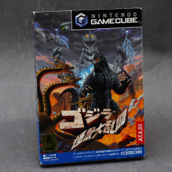 Godzilla - Destroy All Monsters Melee - Gamecube Japan