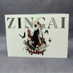 ZINGAI - Eve Illustration Book and Lounge Tracks CD