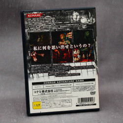 Silent Hill 3 - PS2 Japan - Reversible Cover Edition