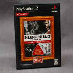 Silent Hill 2 Director's Cut (KONAMI SELECTION) - PS2 Japan