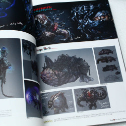 Devil May Cry 5 - Official Art Works - Capcom Game Art Book