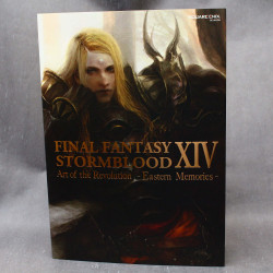 FINAL FANTASY XIV STORMBLOOD Art of the Revolution Art Book