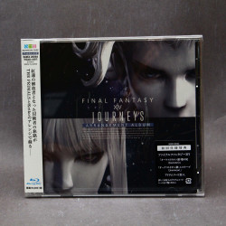 Journeys: FINAL FANTASY XIV Arrangement Album - Blu-ray Audio