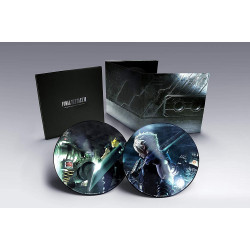 Final Fantasy VII Remake And Final Fantasy VII - Vinyl