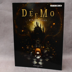 DeeMo - Piano Music Score Book