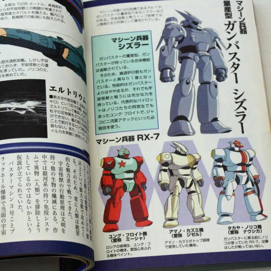 All Japan Anime Robot Collection - 1970s-80s