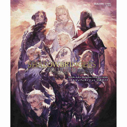 Final Fantasy XIV Battle Job and Dungeon Official Guide Book
