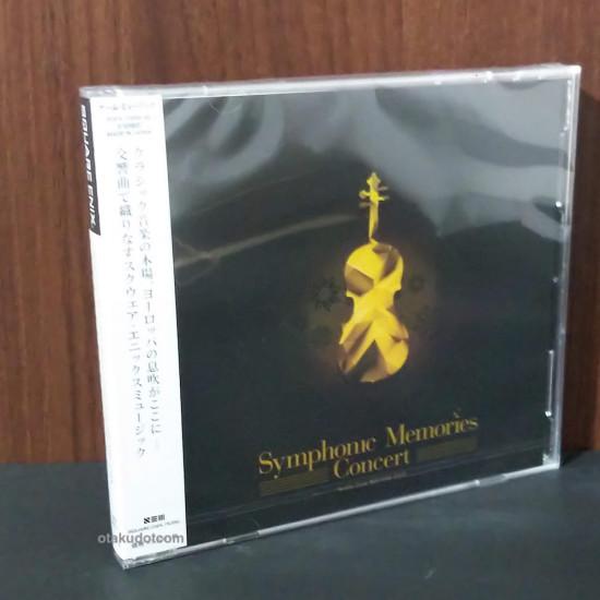 Symphonic Memories Concert  music from SQUARE ENIX